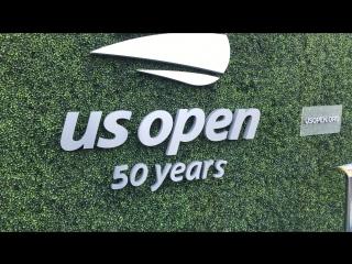 2-й день US Open. Все о последнем Турнире «Большого шлема» этого года
