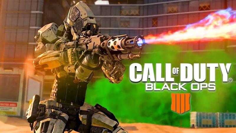 Call Of Duty Black Ops 4 - Shamrock And Awe Update Trailer