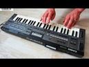 CASIO CZ 101 PD Synthesizer 1984