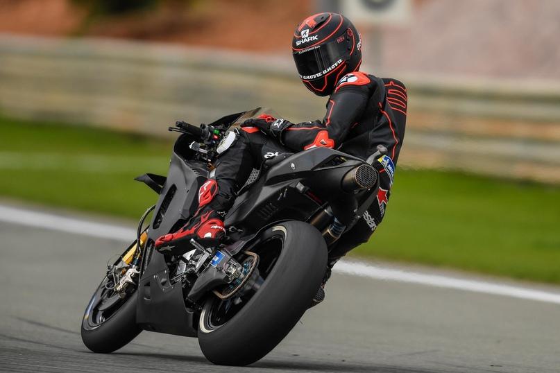 Послесезонные тесты MotoGP 2018. День 1