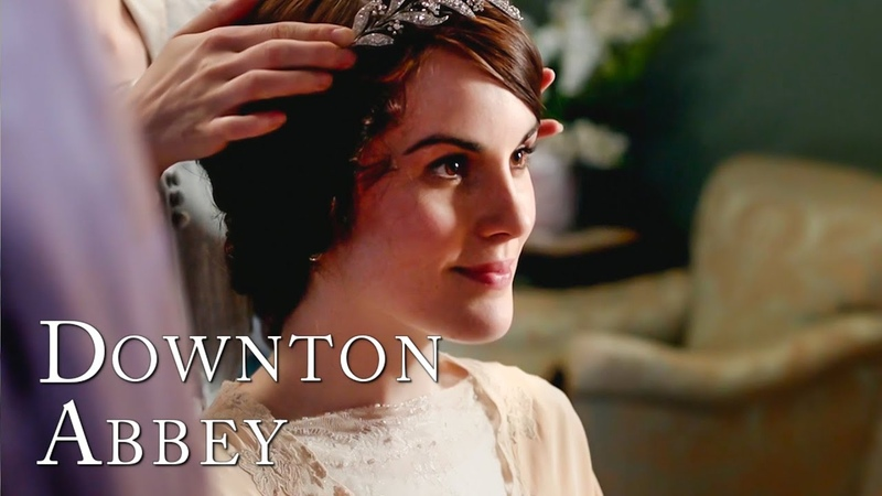 Mary and Matthews Wedding | Downton Abbey