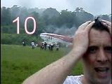 10-Плохие погодные условия - Авиакатастрофы Совершенно секретно YouTube