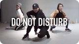 Do Not Disturb - Teyana Taylor Jiyoung Youn Choreography