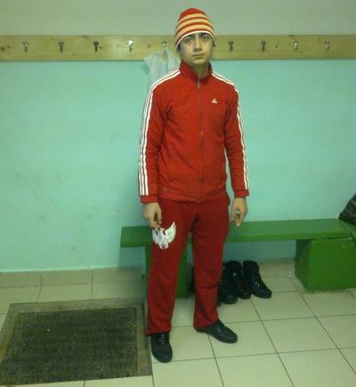 Султан Шамсиев, 24 мая , Брянск, id193094038