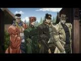 Jojo's Bizarre Adventure Stardust Crusaders Jotaro PV EVENT VERSION