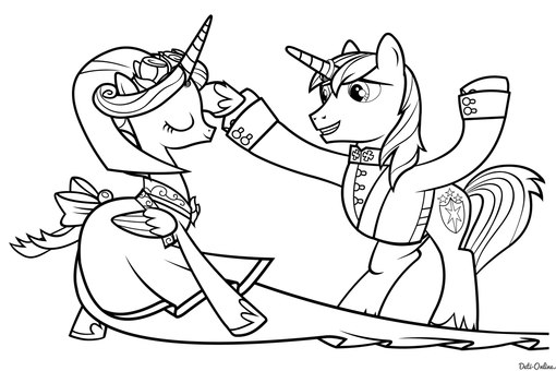 September 1st, 2015princess luna coloriageprincess