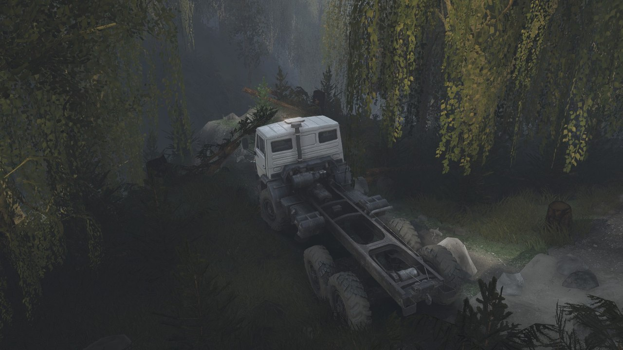"Карта ""There will be blood"" для 25.12.15 для Spintires - Скриншот 2"