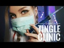 ASMR 🚑 TOP 10 💉 MEDICAL TRIGGERS Tapping and Scratching for Sleep 💙 АСМР