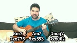 Lesson The Anime Theme Formula (incl. 16 Beautiful Chord Voicings) - Guitar Tutorial w TAB