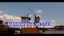 NAMKHANA TOWN NAMKHANA FERRY GHAT VESSEL CROSSING HATANIA DOANIA RIVER NAMKHANA TO BAKKHALI