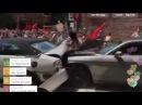 Car Crashes Into Crowd Unite The Right Charlottesville Virginia