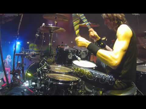 Scott Travis Judas Priest Metal Gods in Miami