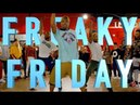 Lil Dicky Feat Chris Brown Freaky Friday Phil Wright Choreography Ig @phil wright