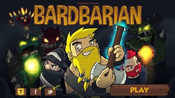 Скачать Bardbarian: Golden Axe Edition для android