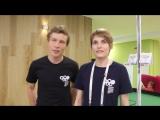 Команда из Снежинска о финале футбола роботов