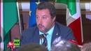 """Salvini sieht EU am Wendepunkt Zeit der """"Soros finanzierten EU Eliten und Macrons ist vorbei"""