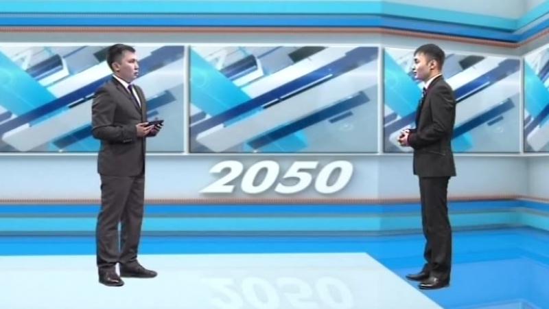 Қазақстан - 2050 бағдарламасы