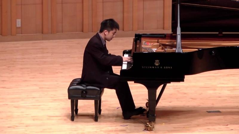 Nikolai Kapustin Etude Op. 40 No. 7 Variations Op. 41 - Wiwi Kuan(官大為), Piano(Live)