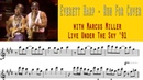 Everette Harp - Run for cover Transcription (with Marcus Miller Live Under The Sky 1991)