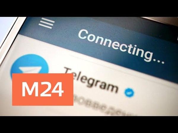 Какие последствия принесла борьба с Telegram в РФ Москва 24