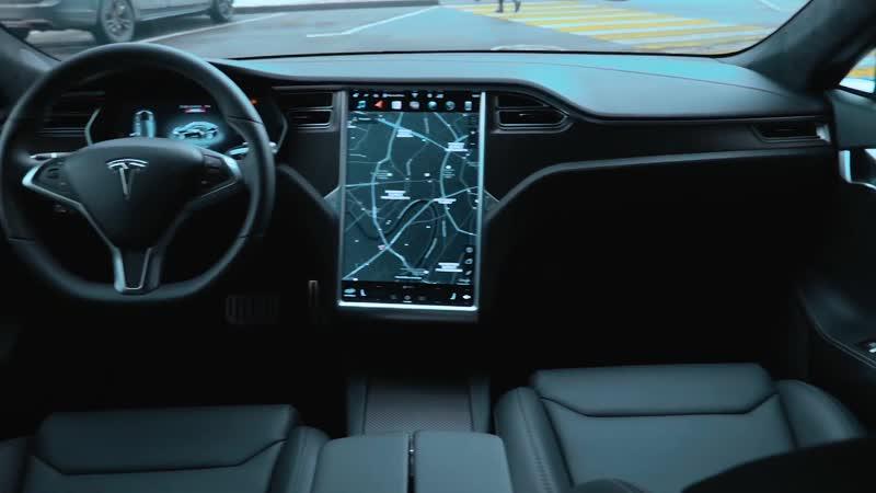 Самый дорогой седан на батарейках - 16 млн рублей за Тесла Модел S! ДОРОГО-БОГАТО 21