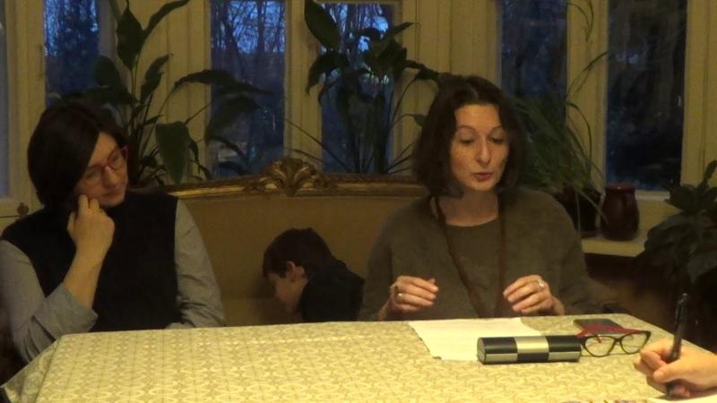 Ирина Каспэ. В союзе с утопией. 18.11.18