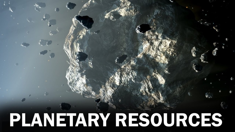 Planetary Resources The Asteroid Mining Company