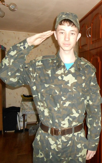 Андрей Хрынивской, 30 июля 1995, Омск, id68370914
