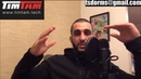 How to avoid burnout and coincide studying and training Coach Firas Zahabi shares his story