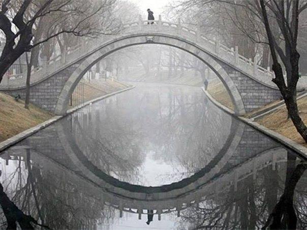 Лунный мост в Пекине, Китай