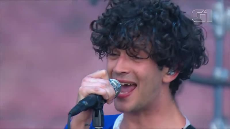 The 1975 Robbers Live @ Lollapalooza Brasil 2019