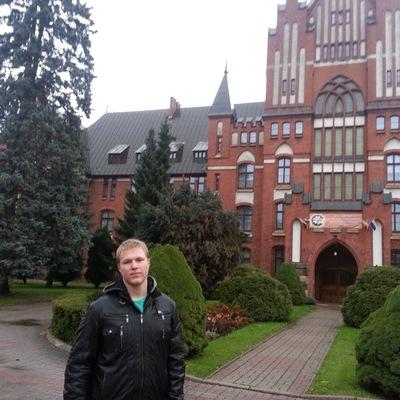 Александр Гранкин, 21 февраля , Калининград, id26155952