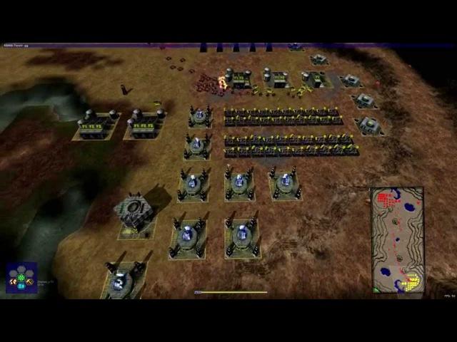 Warzone 2100 WT 2015 RBMW Fenrir vs Vades16 on Dramatic