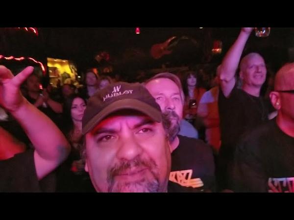 KINGDOM COME. 30 Year Anniversary Tour 2018-2019 (video 1 of 3) @ Counts Vampd Rock Bar. Las Vegas