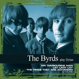 The Byrds альбом Collections - The Byrds Play Dylan