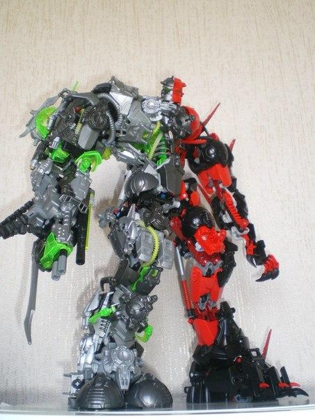 Лего бионикл самоделки своими руками