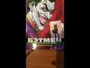 Обзор комикс Бетмен человек который смеётся
