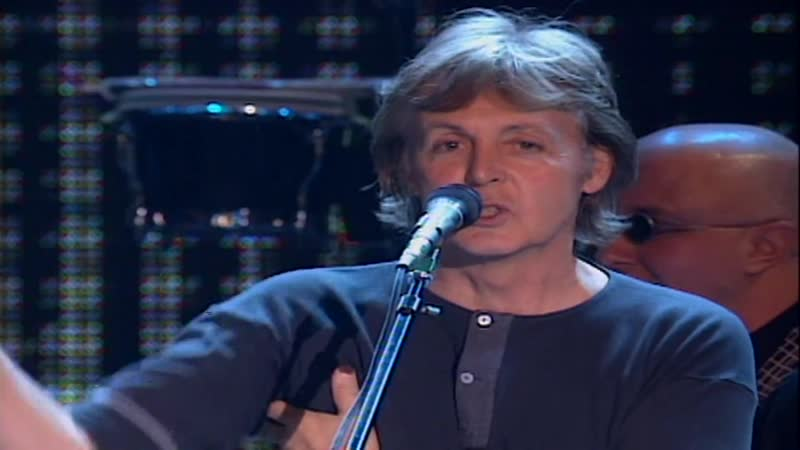 Paul McCartney and The Rock Hall Jam Band - Blue Suede Shoes (A Tribute To Carl Perkins 1999)