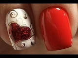 New Valentine's Day Nail Art Designs 2019 The Best Nail art Designs Compilation