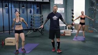 Bodyweight Tabata /Bob Harper - Black Fire Workout Program