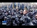 Чума в центре Европы в Киеве прошёл марш против России. Срочно!