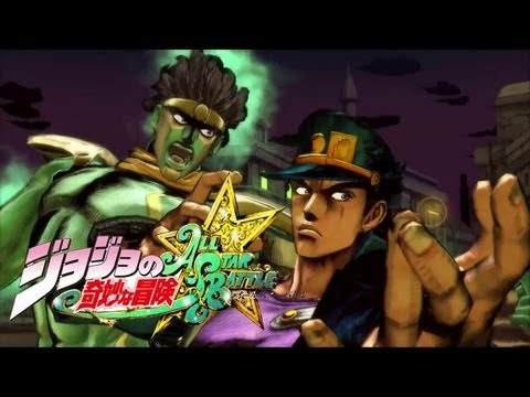 JoJo's Bizarre Adventure All Star Battle 'Debut Trailer' 1080p TRUE HD QUALITY