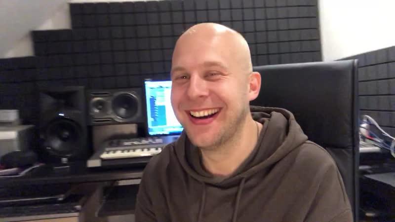 Alexander Popov invites on Trancefusion birthday