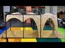 FabricArte Thin Tile Vault Construction Valencia 2018