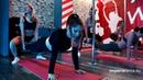 💖 Разминка с тренером перед тренировкой Pole Dance. Империя танца Минск.