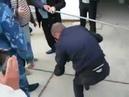 В Геленджике полицейские пришли выселять пенсионеров из дачного кооператива