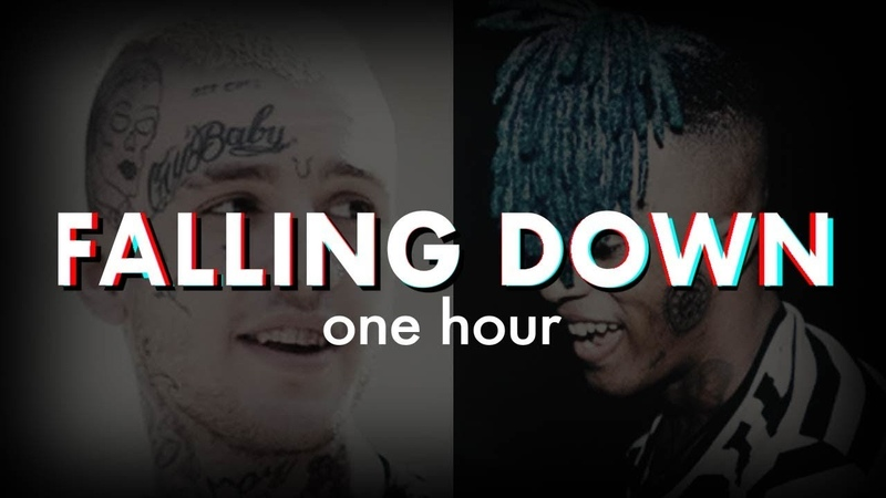 (1 Hour) LiL Peep XXXTentacion - Falling Down (One Hour Loop Version)