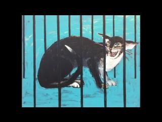 """Вторая международная выставка """"Портрет кошки"""" проходит в Санкт-Петербурге в выставочных залах Союза художников (Большая Морская"""