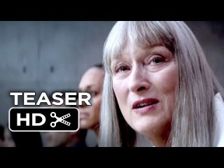 The Giver TEASER 1 (2014) - Meryl Streep, Alexander Skarsgård Movie HD