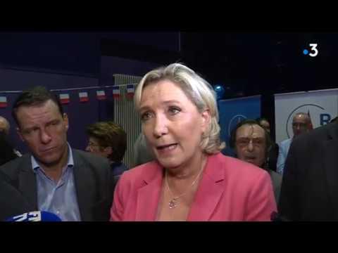 Marine Le Pen crée la Fête du drapeau dans la seule ville RN dÎle-de-France
